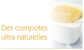 Compotes naturelles by GrapSud