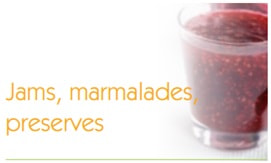 Jams, marmelades by GrapSud