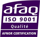AFAQ ISO 9001 by GrapSud