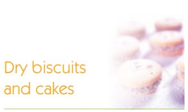 Dry biscuits and cakes by GrapSud