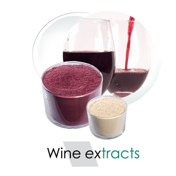 Wine Extract applications by GrapSud