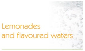 Lemonades and flavoured waters by GrapSud